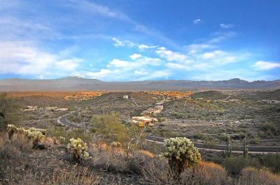 Fountain Hills Residential Lots & Land For Sale: 16710 N Mountain Parkway