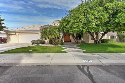 Scottsdale Single Family Home For Sale: 9458 E Shangri La Road