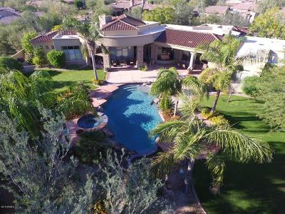 Scottsdale Single Family Home For Sale: 7723 E Santa Catalina Drive