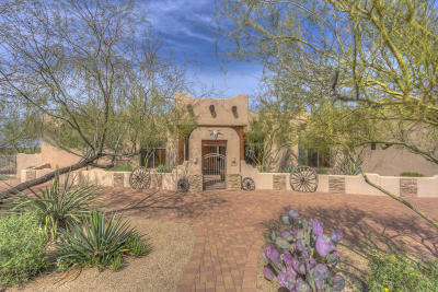 Cave Creek Single Family Home For Sale: 35370 N 46th Way