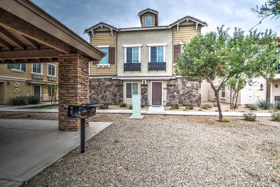 Gilbert Single Family Home For Sale: 4029 E Windsor Drive
