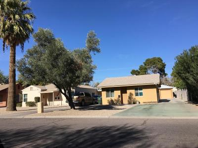 Phoenix Multi Family Home For Sale: 508, 510, R Turney Avenue