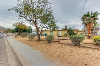 Multi Family Home For Sale: 1725 Sahuaro Drive