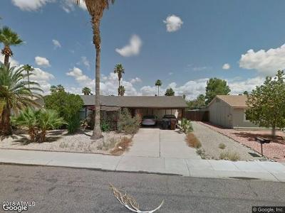 Peoria Single Family Home For Sale: 6826 W Carol Avenue