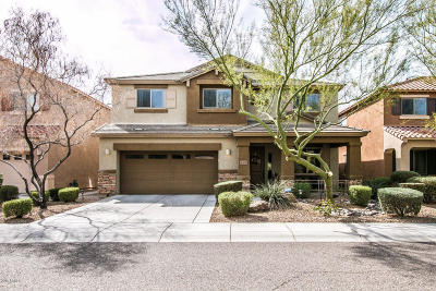 Phoenix Single Family Home For Sale: 4309 E Folgers Road