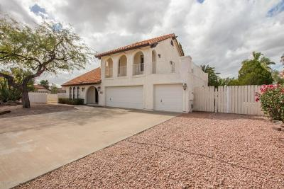 Scottsdale Single Family Home For Sale: 8720 E San Felipe Drive