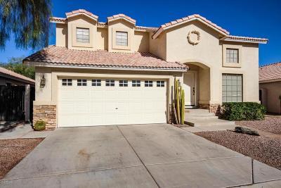 Phoenix Single Family Home For Sale: 4020 E Jojoba Road