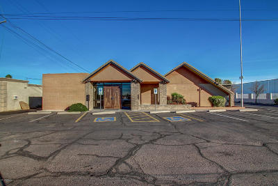 Maricopa County Commercial For Sale: 9702 E Main Street