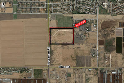 Mesa Residential Lots & Land For Sale: 3327 S Sossaman Road