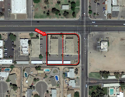 Casa Grande Residential Lots & Land For Sale: 475 E Cottonwood Lane