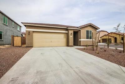 Buckeye Single Family Home For Sale: 21146 W Almeria Road