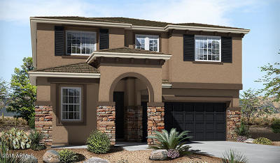 Buckeye Single Family Home For Sale: 21188 W Almeria Road