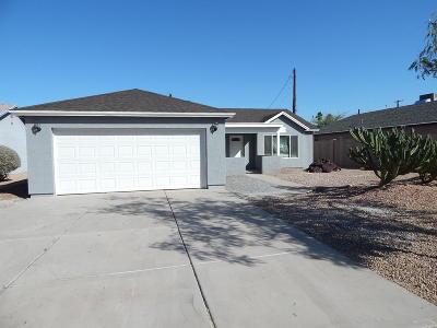 Phoenix Single Family Home For Sale: 1214 E Monroe Street