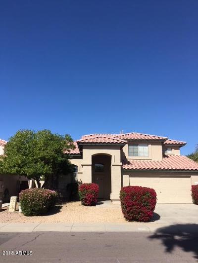 Phoenix Single Family Home For Sale: 4432 E Meadow Drive