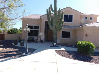 Peoria Single Family Home For Sale: 8507 W Pinnacle Peak Road