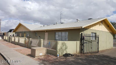 Glendale Multi Family Home For Sale: 6633 58th Drive