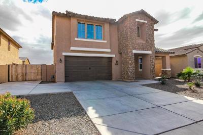 Maricopa Single Family Home For Sale: 37743 W Vera Cruz Drive