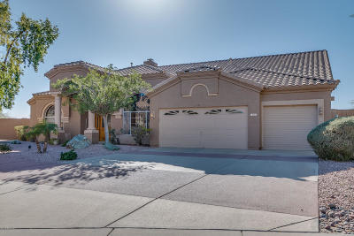 Phoenix Single Family Home For Sale: 749 W Wildwood Drive