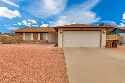 Peoria Single Family Home For Sale: 8015 W Yucca Street