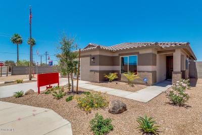 Phoenix Single Family Home For Sale: 3844 W Leodra Lane