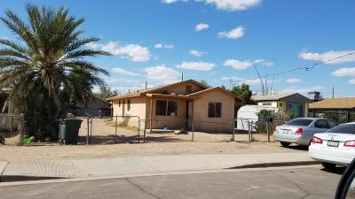 Casa Grande Single Family Home For Sale: 59 N Pueblo Drive