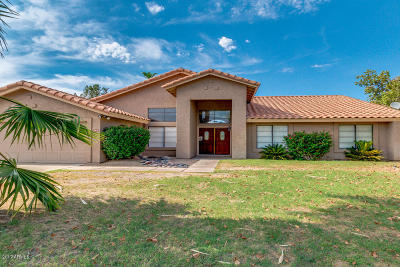 Tempe Single Family Home For Sale: 168 W Myrna Lane