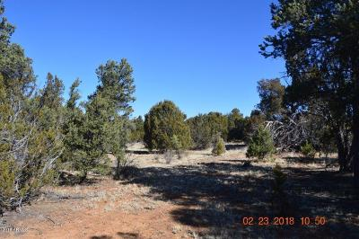 Overgaard Residential Lots & Land For Sale: 3242 Jeep Trail