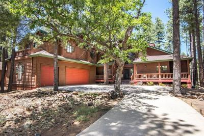 Flagstaff Single Family Home For Sale: 4430 Griffiths Spring