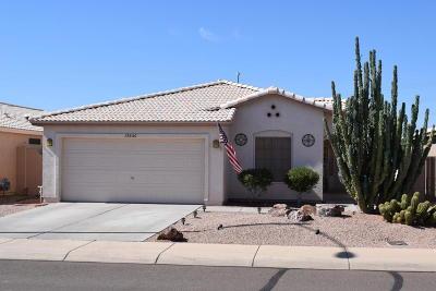 Sun City Single Family Home For Sale: 19650 N 110th Lane