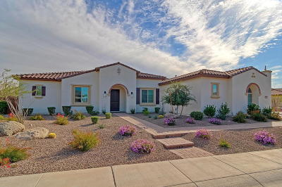 Cave Creek Single Family Home For Sale: 6217 E Calle Escuda