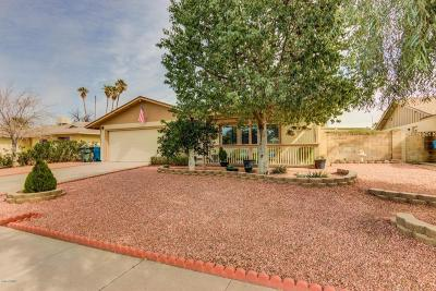 Phoenix Single Family Home For Sale: 14649 N 35th Drive