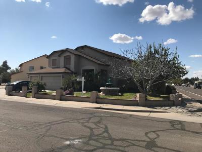Glendale Single Family Home For Sale: 8706 W Sierra Vista Drive