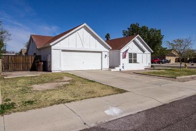 Peoria Single Family Home For Sale: 8314 W Corrine Drive
