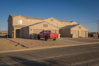 Arizona City Multi Family Home For Sale: 16015 Yava Road