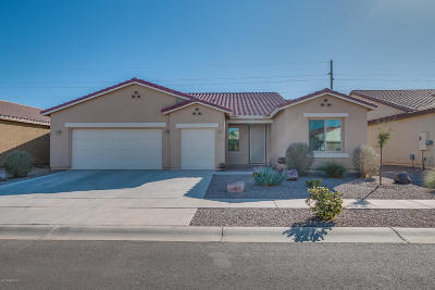 Casa Grande Single Family Home For Sale: 306 N Agua Fria Lane