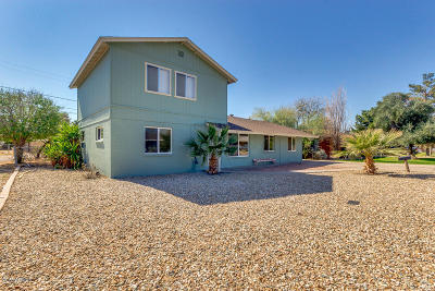 Tempe Single Family Home For Sale: 707 W 12th Place
