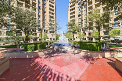 Scottsdale Waterfront, Scottsdale Waterfront Residences, Scottsdale Waterfront Residences Condominium Apartment For Sale: 7175 E Camelback Road #405