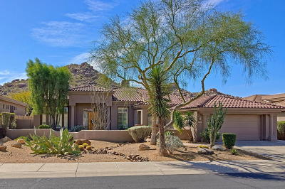 Scottsdale Single Family Home For Sale: 7909 E Shooting Star Way