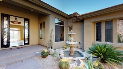 Scottsdale Single Family Home For Sale: 7469 E Baker Drive