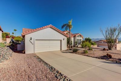 Fountain Hills Single Family Home For Sale: 15800 E Jericho Drive