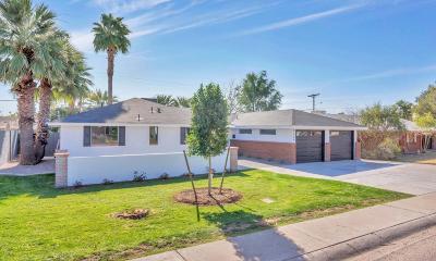 Phoenix Single Family Home For Sale: 3609 E Clarendon Avenue