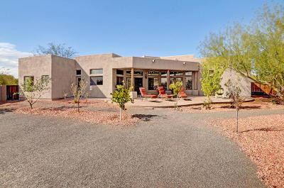 Pima Acres Single Family Home For Sale: 9201 E Havasupai Drive