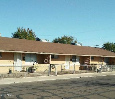 Phoenix Multi Family Home For Sale: 555 27th Drive