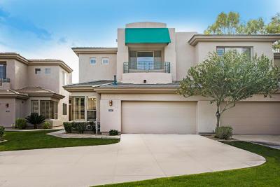 Scottsdale Condo/Townhouse For Sale: 7257 E Del Acero Drive