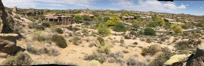 Scottsdale Residential Lots & Land For Sale: 10799 E Hedgehog Place