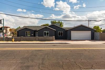 Phoenix Single Family Home For Sale: 4438 N 20th Street