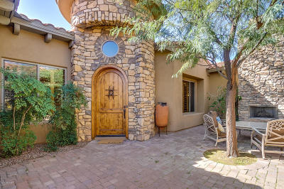 Scottsdale Single Family Home For Sale: 9889 E Sharon Drive