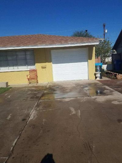Phoenix Single Family Home For Sale: 3920 W Lewis Avenue