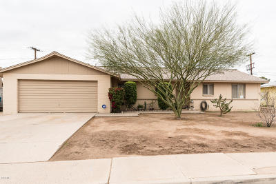 Phoenix Single Family Home For Sale: 8602 N 33rd Avenue
