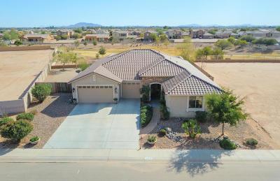 Casa Grande Single Family Home For Sale: 473 E Shellie Court